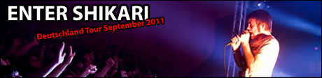 Enter Shikari Tour 2011