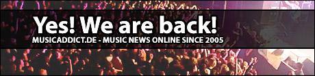 MusicAddict is Back!