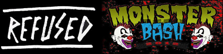 Refused Monster Bash